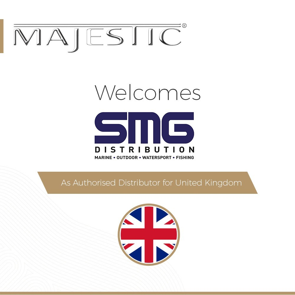 Majestic leading developer of 12 Volt TV's for the Marine Industry signs up with SM Group Europe Ltd.
