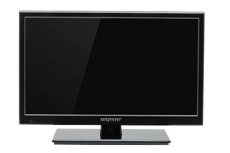 "Majestic 19"" LED194GS 12 Volt LED TV with Ultra Low current power Consumption, iOS and Android compatible"